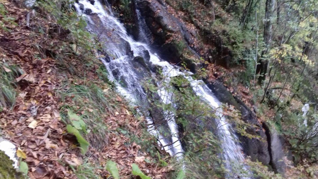 Водопад Кейву в Адлере