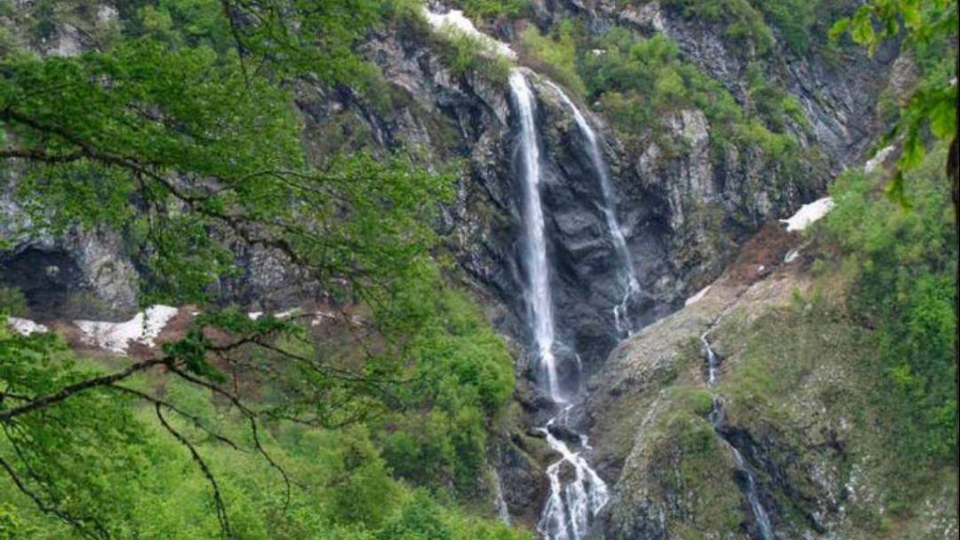 Экскурсия Водопад Поликаря