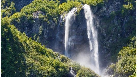 Водопад Поликаря - фото 4