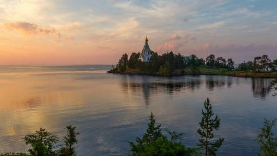 Экскурсия Валаам - О, дивный остров Валаам в Петрозаводске