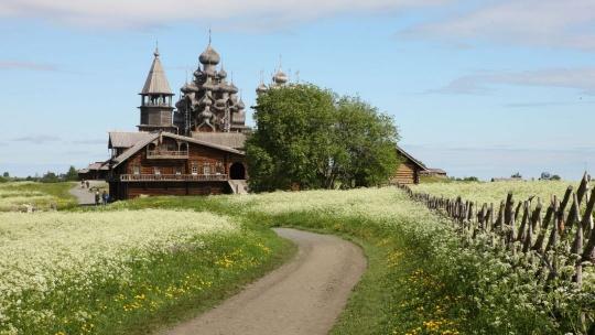 Экскурсия Остров Кижи в Петрозаводске