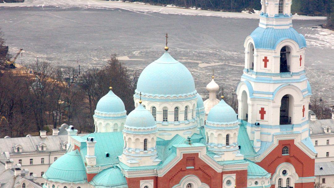 Валаамский Спасо-Преображенский монастырь  в Петрозаводске