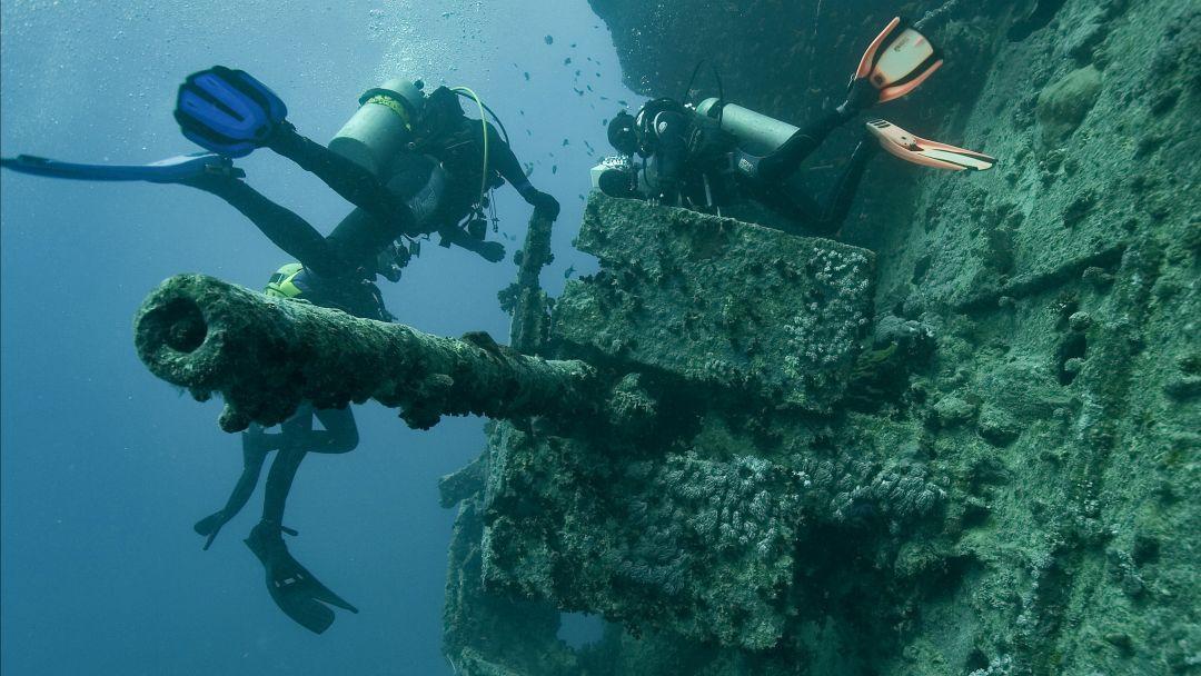 Обучение дайвингу Novice Diver NDL – дайвер новичок NDL - фото 2