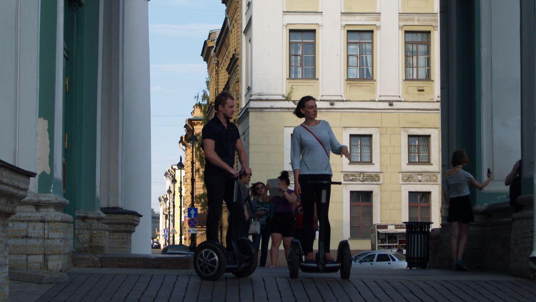 """Квест на сигвее: """"Греческий Петербург"""" - фото 3"""