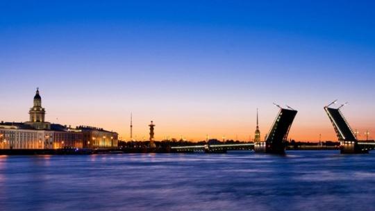 Экскурсия Прогулка на сигвее: Белые ночи в Санкт-Петербурге