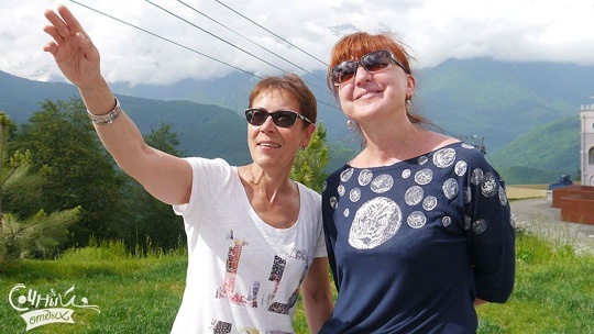 Индивидуальные экскурсии по Сочи - фото 4