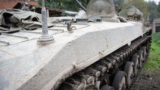 Катание на бронетехнике (БРДМ-2, танк Т-62, БТР-80, БМП-1) - фото 3