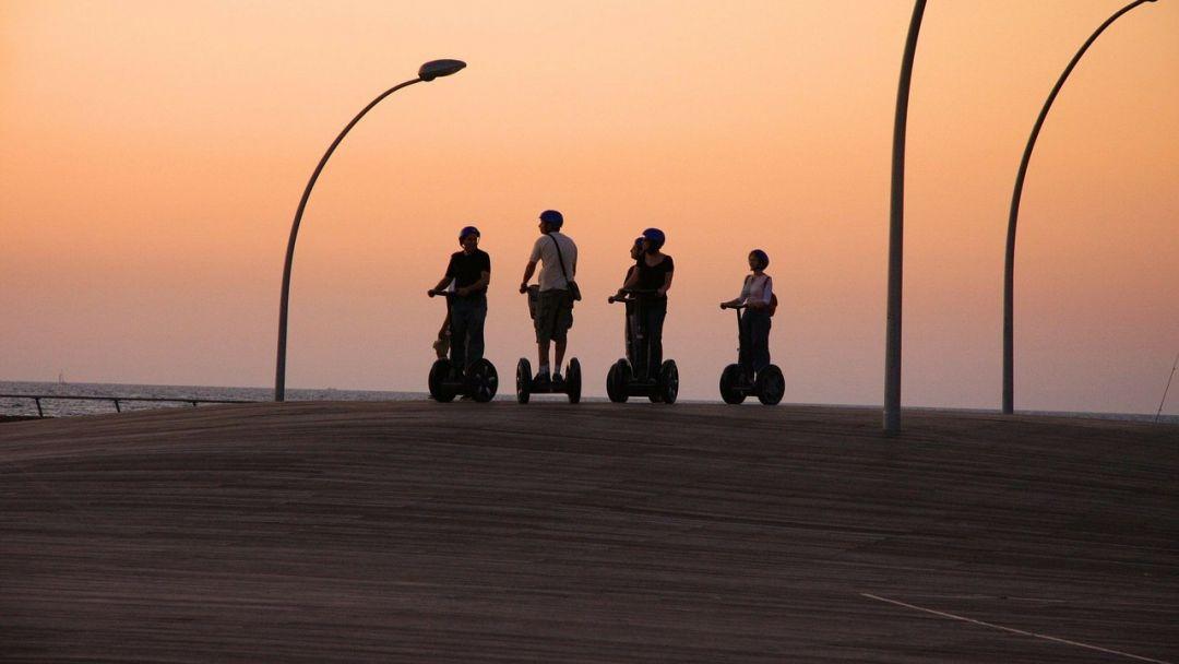 Прогулка на сигвее: на берегах Невы - фото 3