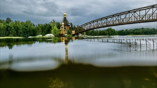 Церковь Андрея Первозванного в Санкт-Петербурге