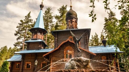 Храм Коневской Божией Матери в Санкт-Петербурге