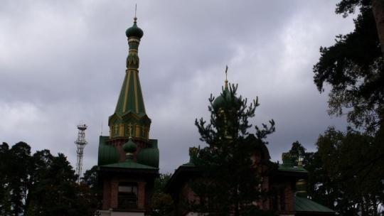 Подворье Валаамского Монастыря в Санкт-Петербурге