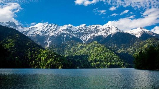 Озеро Рица - фото 2