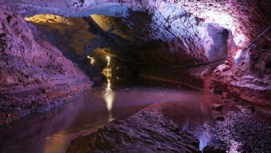 Отапская пещера (пещера Абраскыла) - фото 2