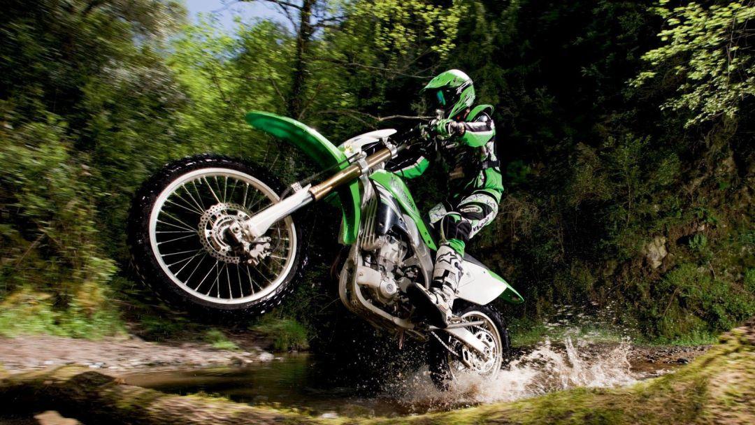 Прокат кроссовых мотоциклов  - фото 1