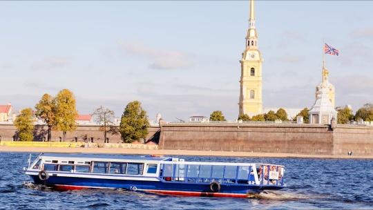 Экскурсия Забытые острова - Прогулка на теплоходе с Сенатской пристани в Санкт-Петербурге