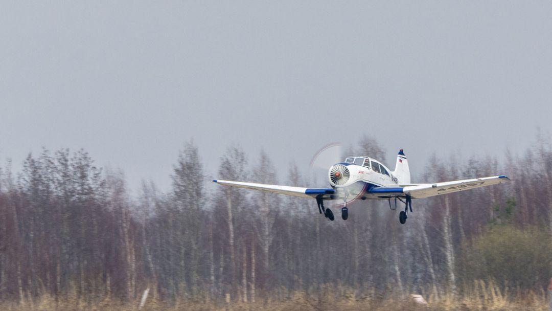 Экскурсия Прогулочный полёт в зоне аэродрома Ступино