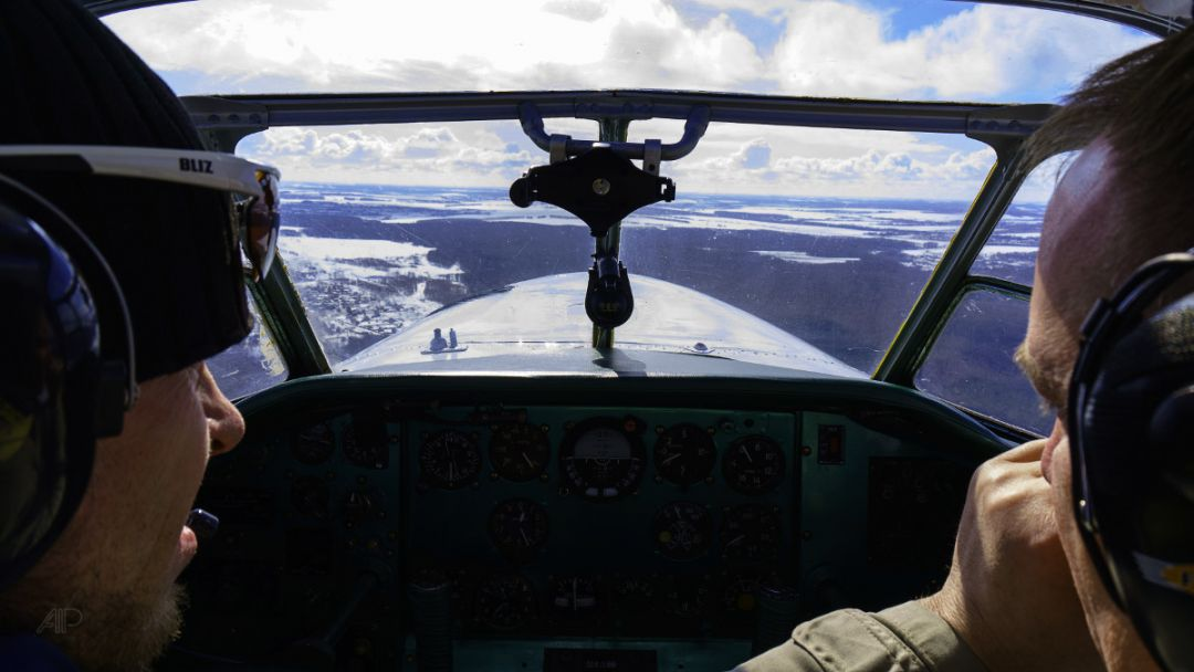 Воздушная экскурсия в район города Озёры - фото 2
