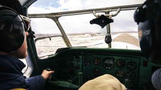 Воздушная экскурсия в район города Озёры - фото 3