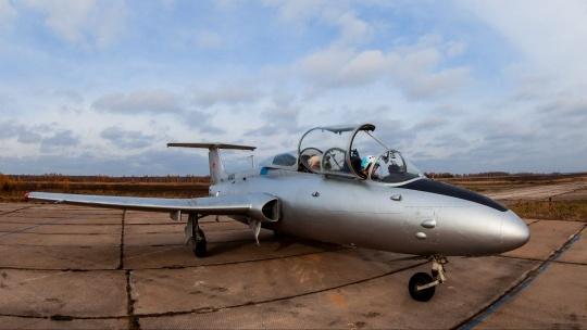 Экскурсия Полет на реактивном самолете Л-29 по Москве