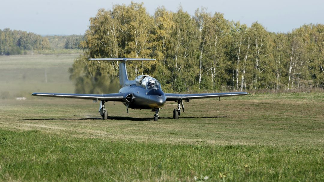 Полет на реактивном самолете Л-29 - фото 2