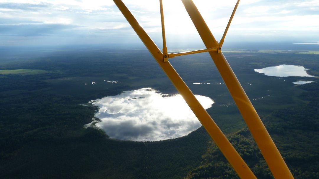 Полет на самолете В-2 - фото 2