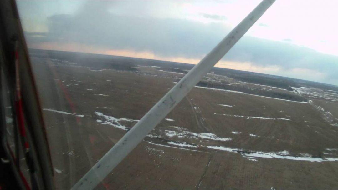 Полет на самолете В-2 - фото 3