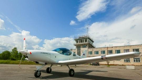 Экскурсия Полет за штурвалом самолета Bristel