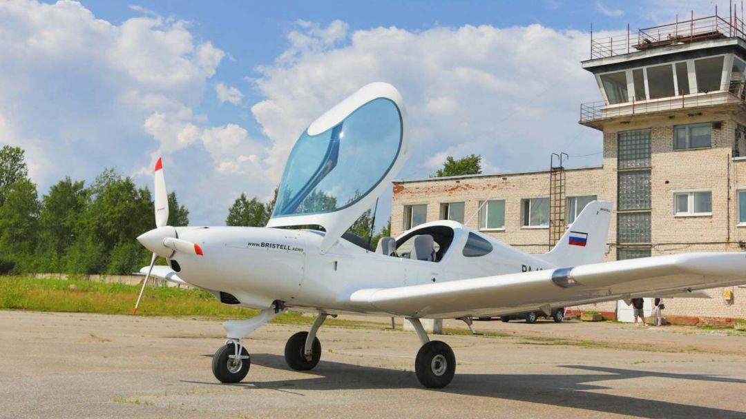 Полет за штурвалом самолета Bristel - фото 2
