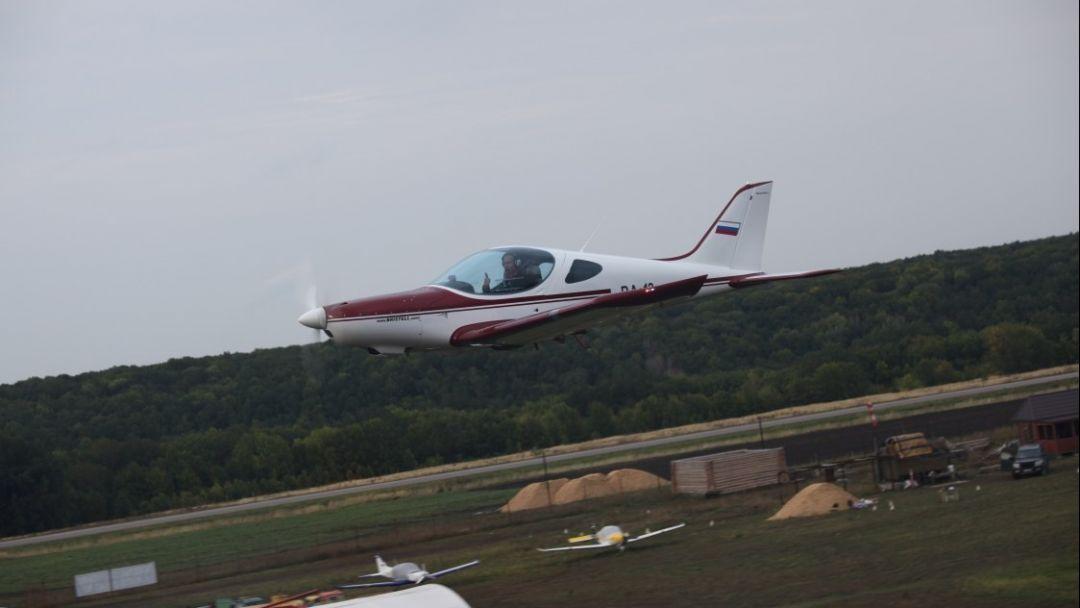 Полет за штурвалом самолета Bristel - фото 3