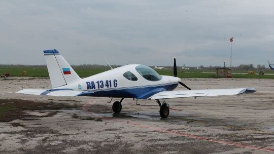 Экскурсия Обзорный прогулочный полет на самолете RokoAero NG-4 в Санкт-Петербурге