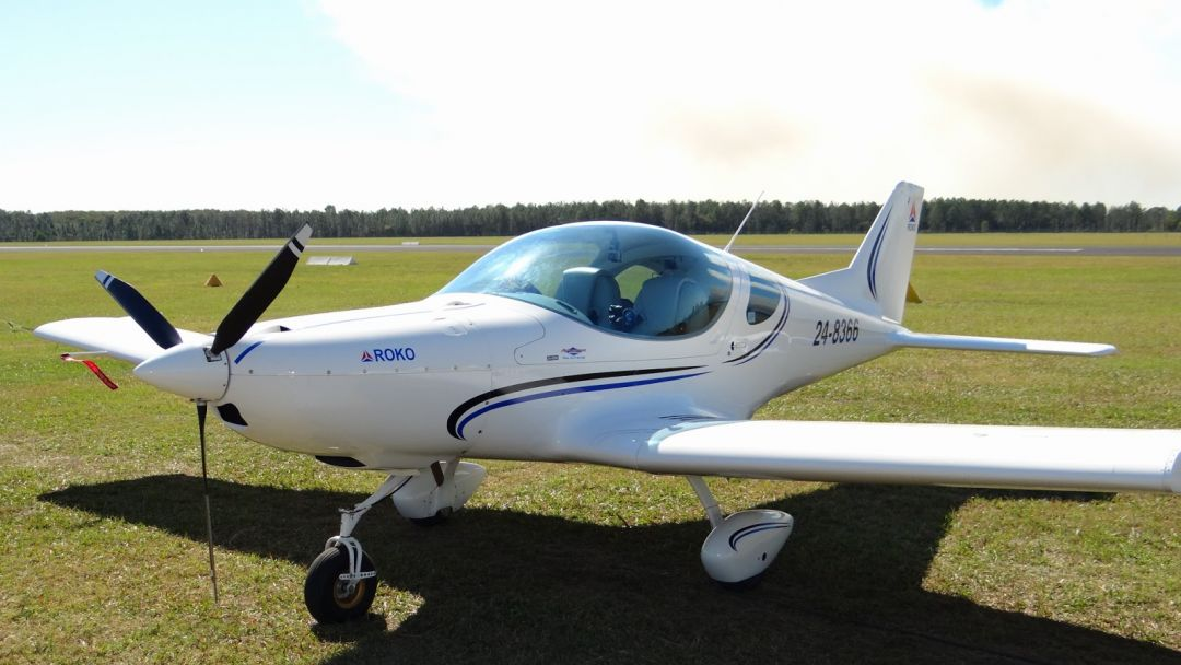 Обзорный прогулочный полет на самолете RokoAero NG-4 - фото 2