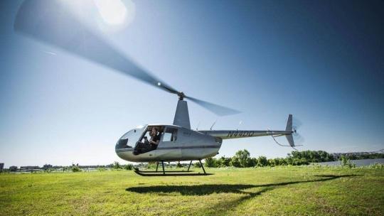 Экскурсия Часовой полёт на вертолёте над Санкт-Петербургом в Санкт-Петербурге