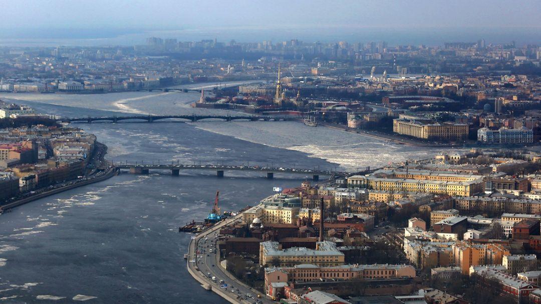 Получасовая обзорная экскурсия над Санкт-Петербургом, Петергофом и Финским заливом - фото 3