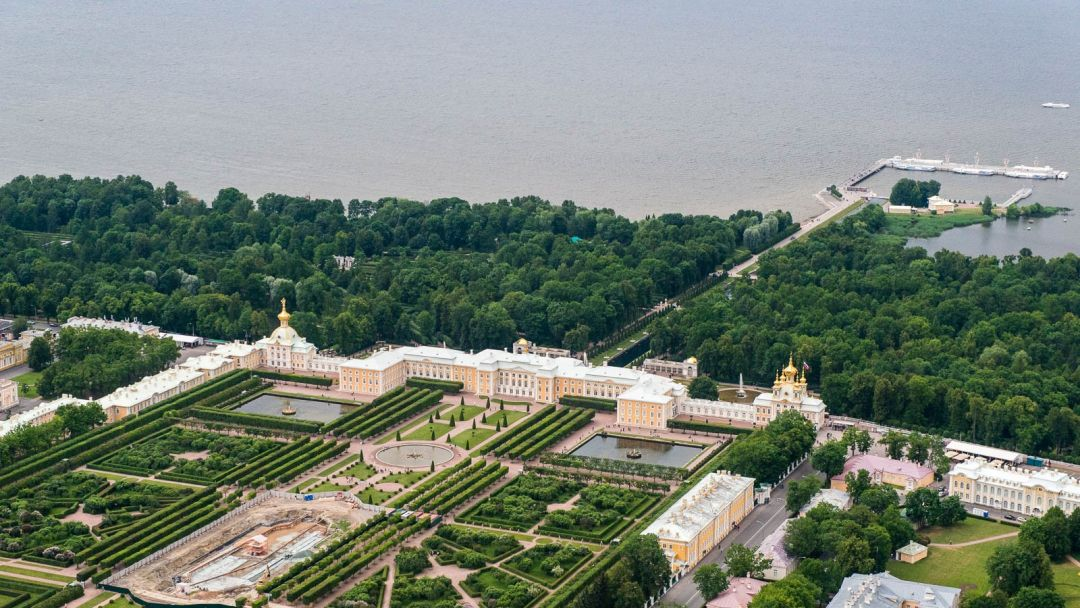 Полет над Петергофом - фото 4