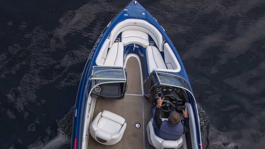 Аренда катера Crownline 190 - фото 2