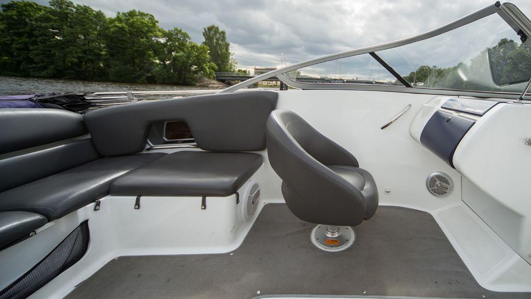 Аренда катера Challenger 230se - фото 4
