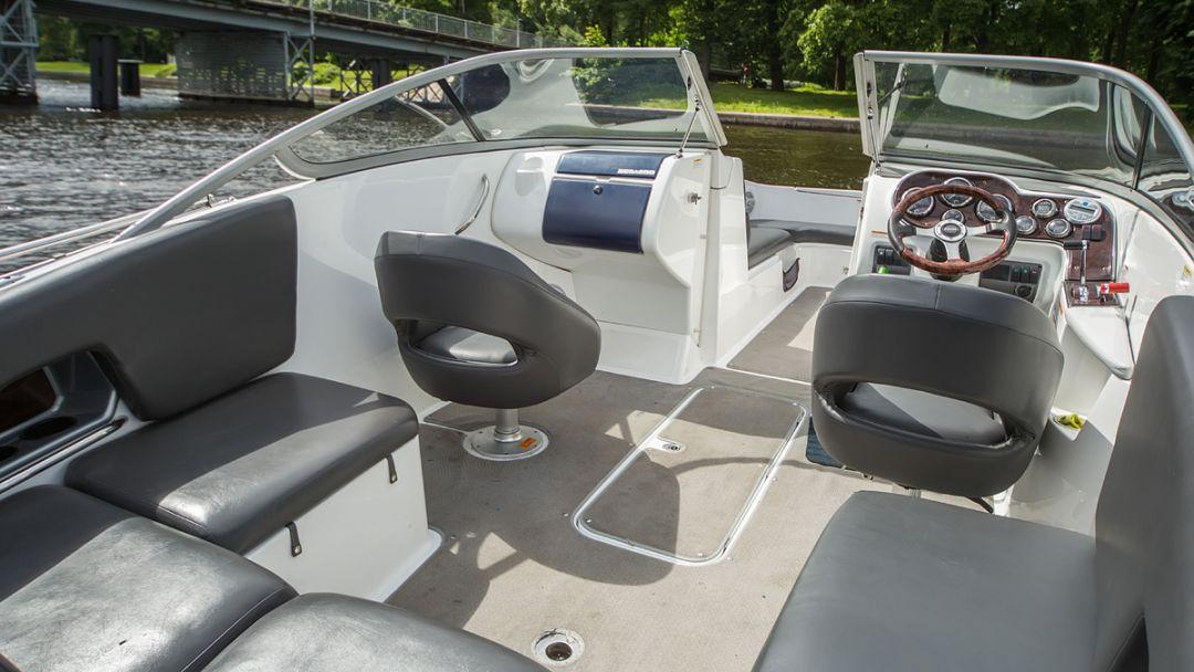 Аренда катера Challenger 230se - фото 5