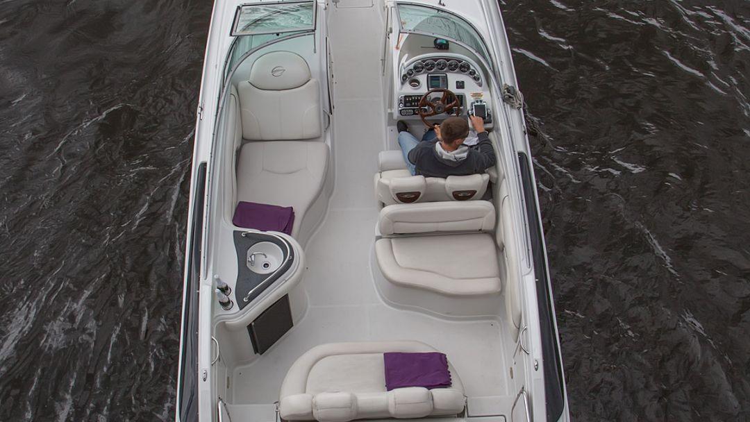 Аренда катера Crownline 320 - фото 2