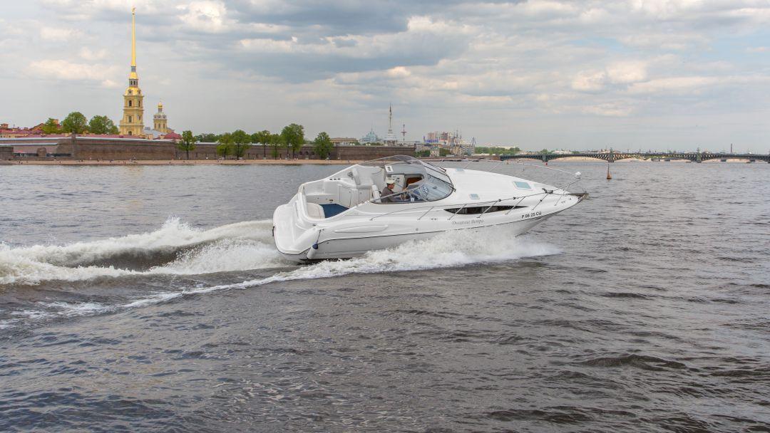 Аренда катера Bayliner 305 - фото 3