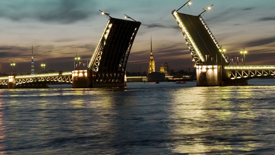 Ночная обзорная экскурсия с панорамой разведения мостов - фото 3