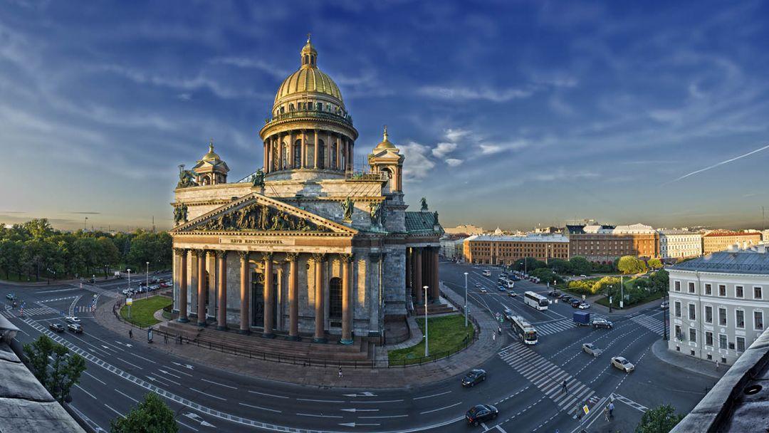 Экскурсия Обзорная экскурсия по историческому центру Санкт-Петербурга