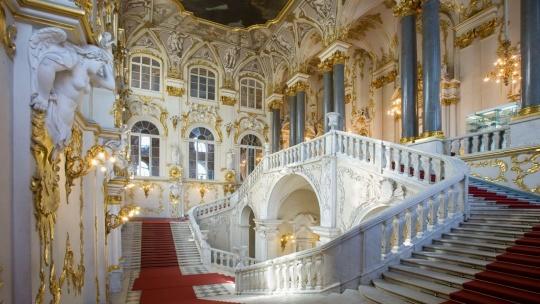 Экскурсия Обзорная экскурсия с посещением Эрмитажа  в Санкт-Петербурге