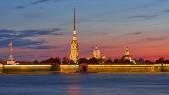 Экскурсия Обзорная экскурсия с посещением Петропавловской Крепости  в Санкт-Петербурге
