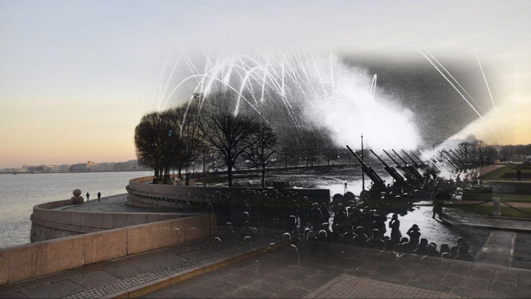 Блокадный Ленинград - фото 2