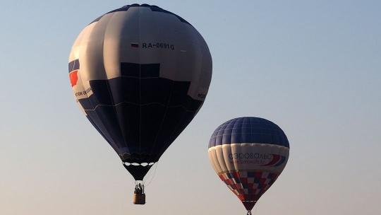 """Экскурсия Полет на воздушном шаре: """"Стань пилотом"""" по Москве"""