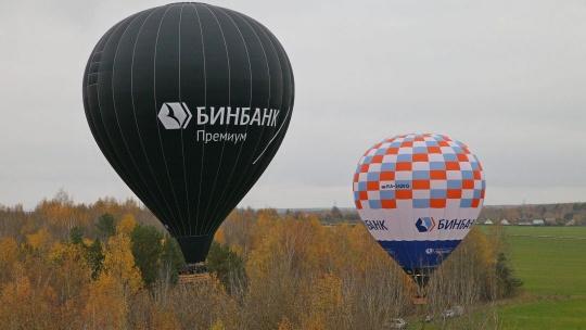 Экскурсия Полёт на воздушном шаре по Москве