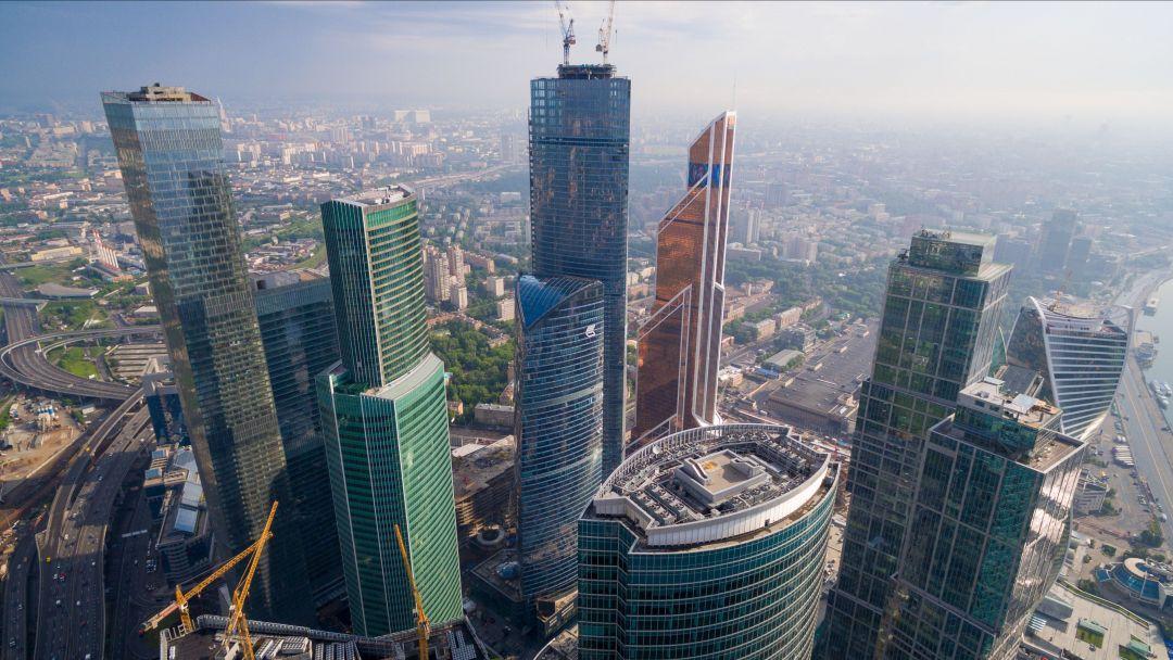 Москва-сити - фото 4