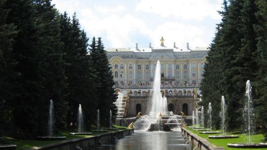 Экскурсия Петергоф - Кронштадт - форт Константин в Санкт-Петербурге