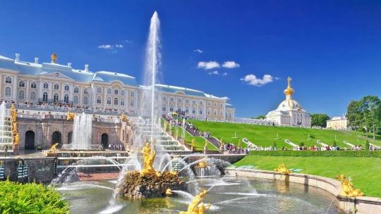 Петергоф - Кронштадт - форт Константин - фото 2