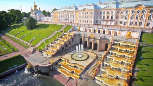 Петергоф - Кронштадт - форт Константин - фото 4